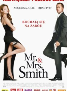 Mr. & Mrs. Smith online. Cały film .