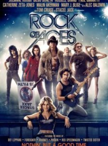 Rock of Ages online. Cały film .