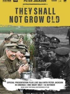 Online They Shall Not Grow Old.VOD Szukaj online