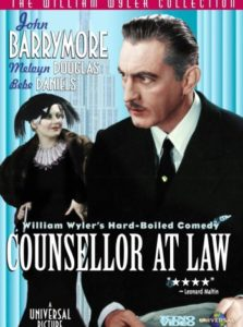 Counsellor at Law online. Cały film .