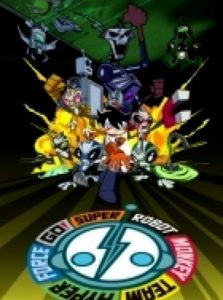 Super Robot Monkey Team Hyperforce Go! online. Cały film .