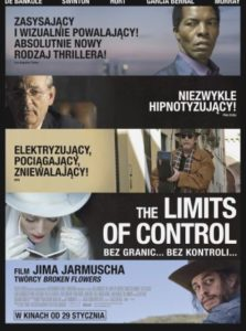 The Limits of Control online. Cały film .